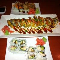 Photo taken at Nama Sushi Bar by Christy D. on 9/8/2011