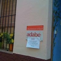 Photo taken at ADABE-Asociacion De Anorexia Y Bulimia De Elche by Nuria on 9/22/2011