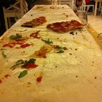 Photo taken at Leos Pizzeria by Simone B. on 6/6/2012