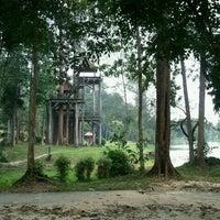 Photo taken at Taman Pertanian Malaysia by Kah Fung K. on 9/4/2011