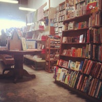 Photo taken at Stories Books & Cafe by Dana P. on 9/29/2011