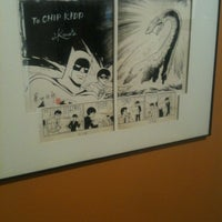 Photo taken at Museum of Comic and Cartoon Art (MoCCA) by Juan M. on 3/3/2012