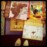 Photo taken at Orell Füssli - The Bookshop by Arisha A. on 1/28/2012