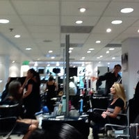 Photo taken at Rik Rak Salon, Boutique & Bar by Sandy B. on 9/29/2011