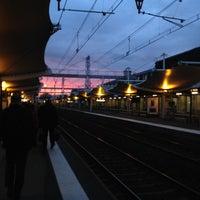 Photo taken at Gare SNCF du Mans by Krypton Z. on 6/12/2012