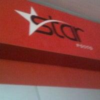 Photo taken at Star Posto 24 Horas (Ipiranga) by Nayara S. on 8/28/2011