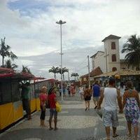 Photo taken at Passarela do Álcool by Gisele V. on 1/9/2012