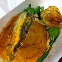 Photo taken at Fozzie's Sandwich Emporium by ShaSha L. on 1/14/2011