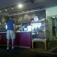 Photo taken at Brewed Awakenings by Matthew F. on 9/1/2011