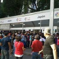 Photo taken at Feria de las Culturas Amigas by Laila R. on 5/27/2012