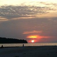 Photo taken at Meritus Pelangi Beach Resort & Spa Langkawi by Natelie157 on 5/29/2012