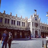 Photo taken at Valencia North Railway Station (YJV) by Christina M. on 9/2/2012