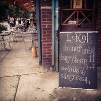 Photo taken at Lokal Bistro by Sadi T. on 7/19/2012