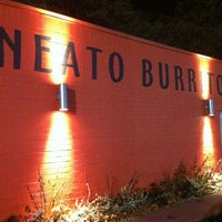 Photo taken at Neato Burrito by Christion L. on 11/13/2011
