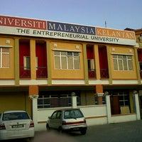 Photo taken at Universiti Malaysia Kelantan (UMK) by Anan S. on 9/3/2012