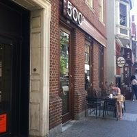 Photo taken at 500° Degrees by DanielleJMe on 5/31/2012
