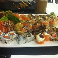 Photo taken at Nagarê Sushi by Alexandre C. on 12/26/2011