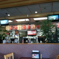 Photo taken at Mega Tom's Burgers by Tony M. on 9/10/2011