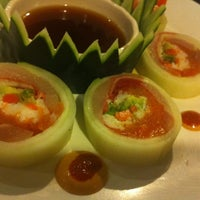 Photo taken at Sushiya by Jessica F. on 4/7/2011