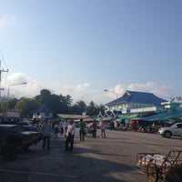 Photo taken at Trat Border Checkpoint by Bird N. on 2/26/2012