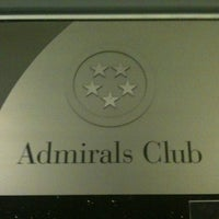 Photo taken at American Airlines Admirals Club by CAESAR D. on 4/16/2012