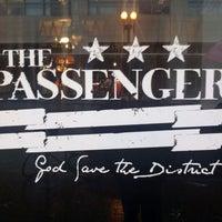 Photo taken at The Passenger by DC Trendsetter B. on 12/21/2011