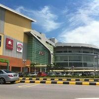 Photo taken at AEON Bukit Tinggi Shopping Centre by fanda s. on 4/22/2012