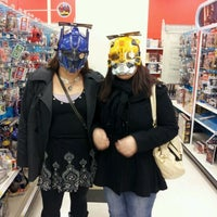 Photo taken at Target by Tomas B. on 1/4/2012