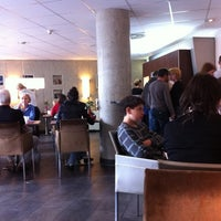 Photo taken at Suite Novotel Wien Messe by Will S. on 5/5/2011