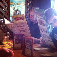 Photo taken at Cracker Barrel Old Country Store by Jonathan D. on 8/6/2012