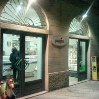 Photo taken at Gelateria Peppe by Davide B. on 3/4/2011