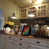 Photo taken at Zinneken's by Heather B. on 4/26/2012