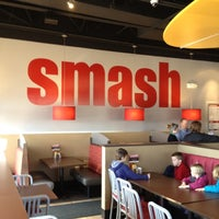Photo taken at Smashburger by Patty Q. on 2/26/2012