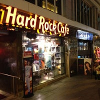 Photo taken at Hard Rock Café Hong Kong by Dmitry K. on 5/1/2012