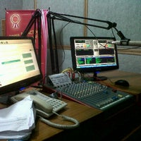 Photo taken at Harmoni Takalar 97.0 FM by Yopi H. on 7/2/2012