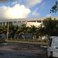Photo taken at Universidad del Caribe by Juan Manuel L. on 2/21/2012