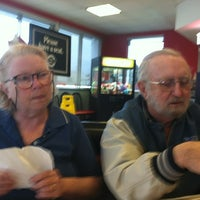 Photo taken at Steak 'n Shake by Jimmy B. on 3/12/2012