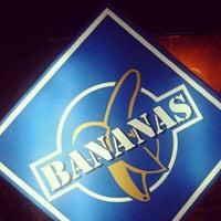 Photo taken at Banana's Café by Salvador R. on 8/17/2012