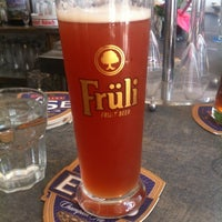 Photo taken at Bier International by Courtney B. on 7/8/2012