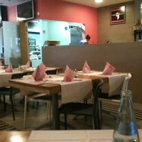 Photo taken at Pizzeria Re Artu' by Davide M. on 2/20/2012