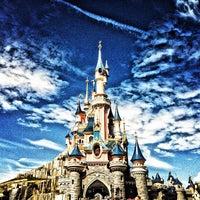 Photo taken at Disneyland® Paris by Melvin G. on 9/1/2012