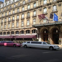 Photo taken at Hotel Concorde Opéra Paris by Ram0 on 3/24/2012