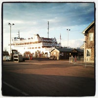 Photo taken at The Block Island Ferry by Spanish Rob V. on 9/2/2012