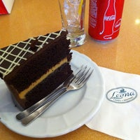 Photo taken at Leona's Cakes & Pastries by Johanna Lois on 2/29/2012