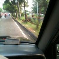 Photo taken at Lampu Merah Permata Hijau by rukmo r. on 5/22/2012