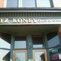 Photo taken at Ritz Koney Bar and Grille by Ej B. on 3/21/2012