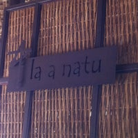 Photo taken at la a natu bed & bakery by Napat R. on 4/29/2012