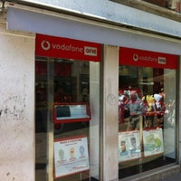 Photo taken at Vodafone Store by Christian P. on 6/17/2012