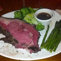 Photo taken at Outback Steakhouse by Charles W. on 8/15/2012