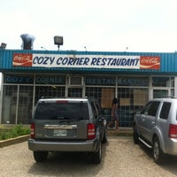 Photo taken at Cozy Corner by Katie R. on 6/2/2012
